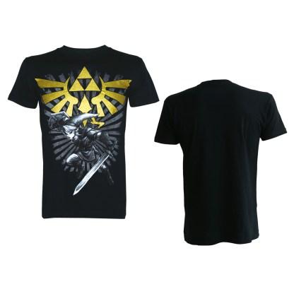 Zelda T-Shirt with Link