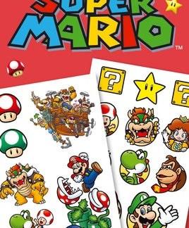 Super Mario Tattoo's