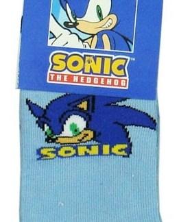 Sonic Sokken Lichtblauw