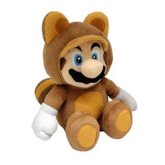 Tanooki Mario 21cm