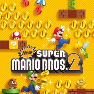 Super Mario Brothers 2 Mini Poster VC 1459