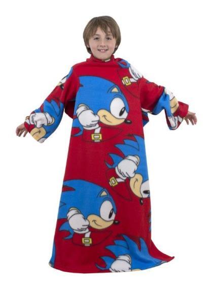 Sonic Sprint Sleeved Fleece