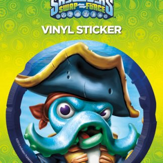 VC0246 Skylanders Swap Force WashBuckler Sticker