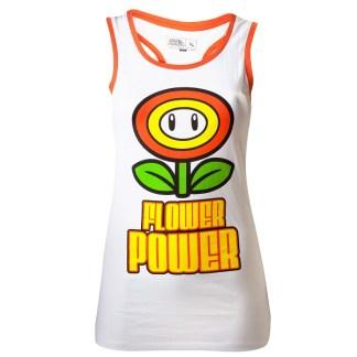 Flower Power Female Top LARGE
