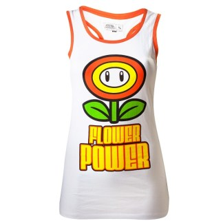 Flower Power Female Top LARGE