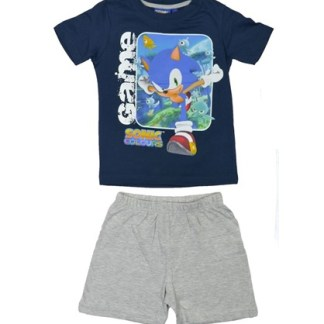 Sonic Colours Shortama Maat 3 Jaar
