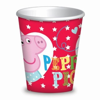 Peppa Feestbekers