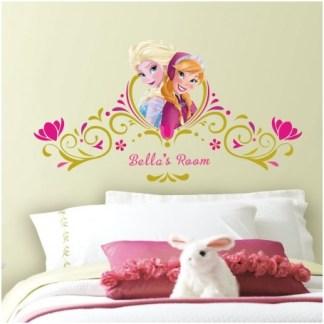"""Disney Frozen Muursticker """"Springtime"""""""