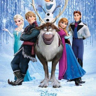 Frozen Teaser Maxi Poster 61 x 91,5cm