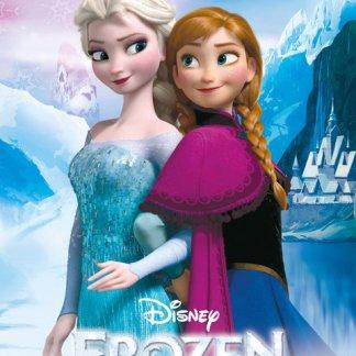 Frozen Anna & Elsa Mini Poster 50 x 40cm
