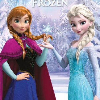 Frozen Duo Mini Poster 50 x 40cm