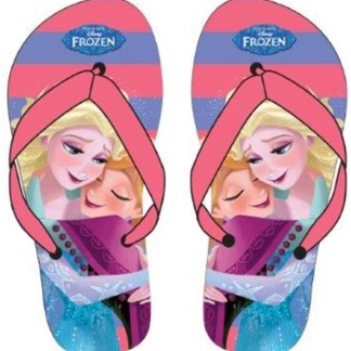 Disney Frozen Teenslippers Striped Maat 31/32
