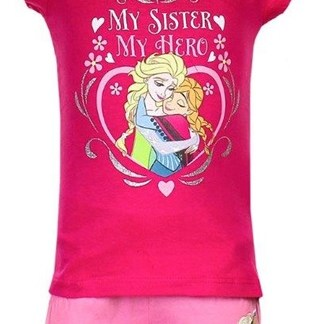 "Disney Frozen Shortama My Sister My Hero "" 5 jaar"""