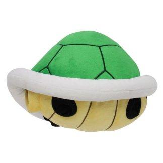 Green Turtle Shell 32 knuffel