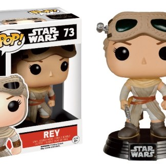 Pop! Star Wars - Rey with Goggles Limited Edition15cm