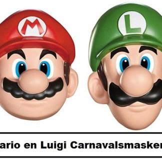 Super Mario Maskers