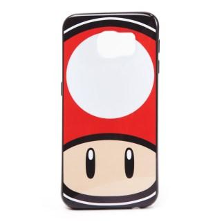 Mushroom Samsung S6 Cover