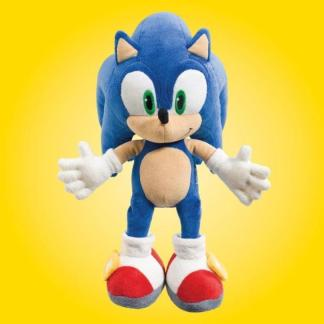 SONIC - SONIC THE HEDGEHOG KNUFFEL 28CM