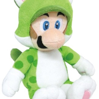 "Luigi Cat Knuffel 36cm ""nieuw"""