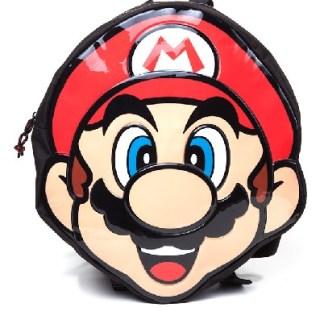 """Super Mario Rugtas """"nieuw"""""""