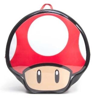 Nintendo - Mushroom Shaped Backpack