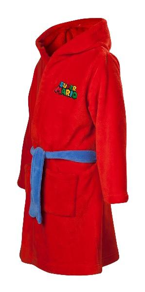 Badjas kids Super Mario