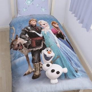 "Disney Frozen Dekbedovertrek ""Stellar"""