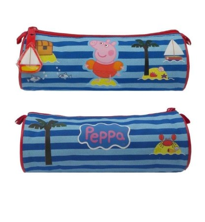 Peppa Beach Etui