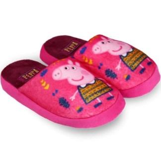Peppa Pantoffels Roze Maat 31/32