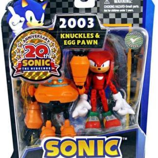 Sonic Vinyl Figures
