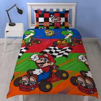 Super Mario dekbekbedovertrekken