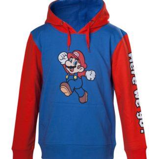 Super Mario Kids Hoodies en Vesten