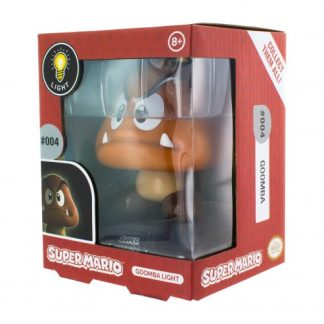 Super Mario Goomba 3d nachtlamp