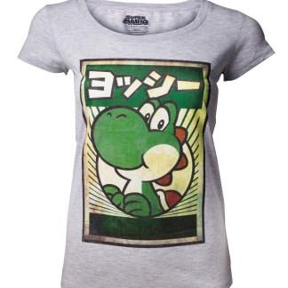 Nintendo T-shirts Dames XS/S/M/L/XL