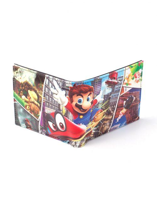 66ac63c794f Super Mario Odyssey Portemonnee • Vet Cool Shops