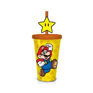 Super Mario Star Drinkbeker 400ml