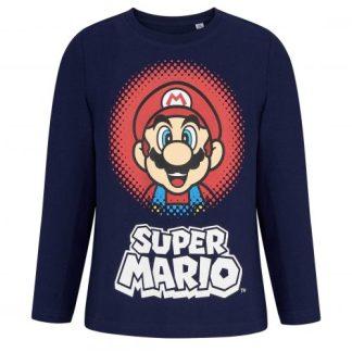 Super Mario - Super Mario T-shirt lange mouw