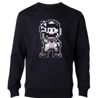 Nintendo - 16Bit Super Mario Peace heren sweatshirt trui