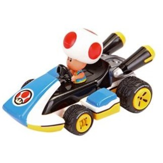 NINTENDO - SUPER MARIO KART 8 TOAD PULL BACK ACTION