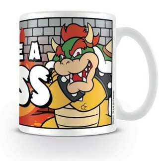 Nintendo - Super Mario Bowser Like A Boss Beker