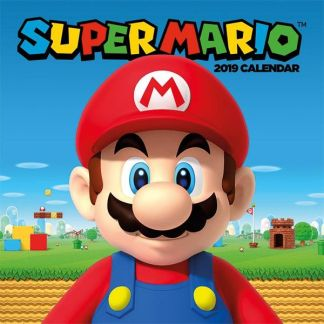 Super Mario Kalender