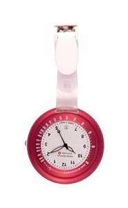 Suisse Medical Montre Gousset – Rouge