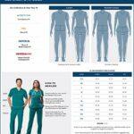 Adar Uniforms Uniformes Médicaux Unisexe Col V Tunique 3 Poches Haut d'infirmier Blouse d'Hôpital, Vert (Submarine), 3X-Poitrine:140-147cm,Hanche:137-145cm