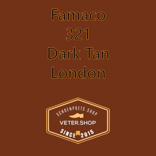 Famaco leer onderhoud Kleur 321 london
