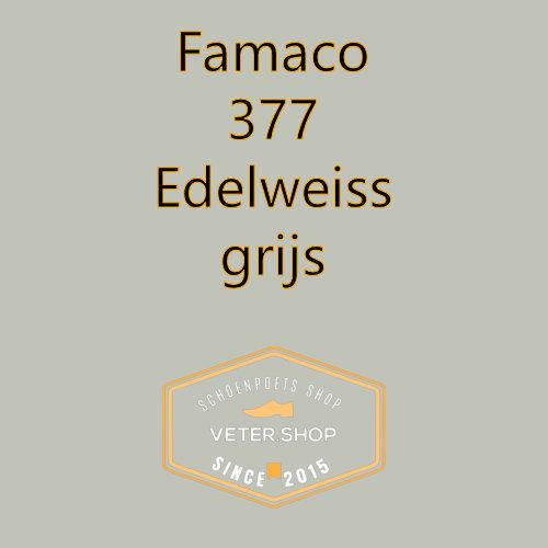 Famaco leer onderhoud Kleur 377 Edelweiss