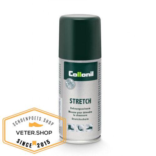 Shoe Stretch Spray van Collonil om knellend leer beter passend te maken