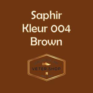 Saphir 004 Bruin