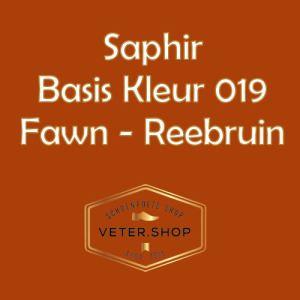 Saphir 019 Reebruin Fawn
