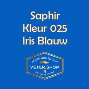 Saphir 025 Iris Blauw