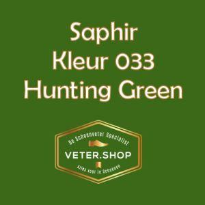 Saphir 033 Hunter Green